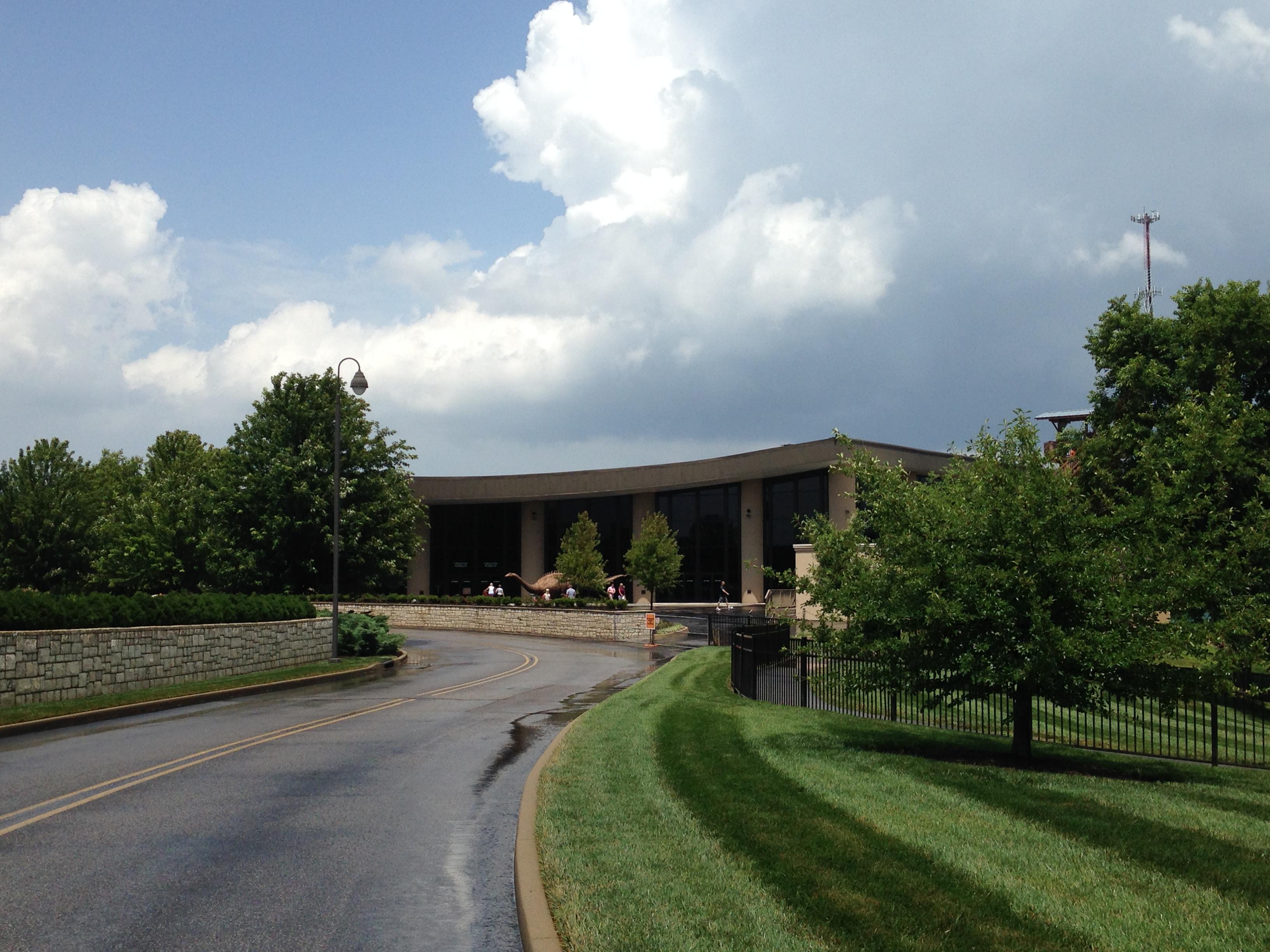 the creation museum weiser academy
