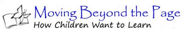 Moving Beyond The Page Logo