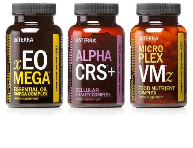 doTerra supplements