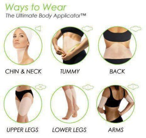 ways to wear the body wrap (2)