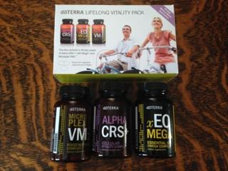 Life Long Vitality Pack by doTerra