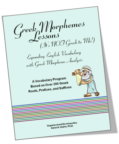 Greek Morphenes Lessons