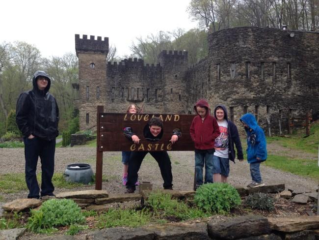 Castle Field Trip