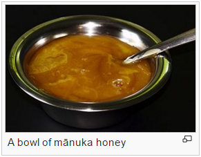 Manuka Honey (image source)