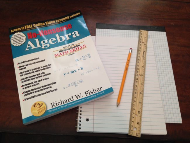 Math weiser academy after looking through the program with my son for this review including the huge book and online video lessons i can see that this is a complete algebra 1 fandeluxe Images
